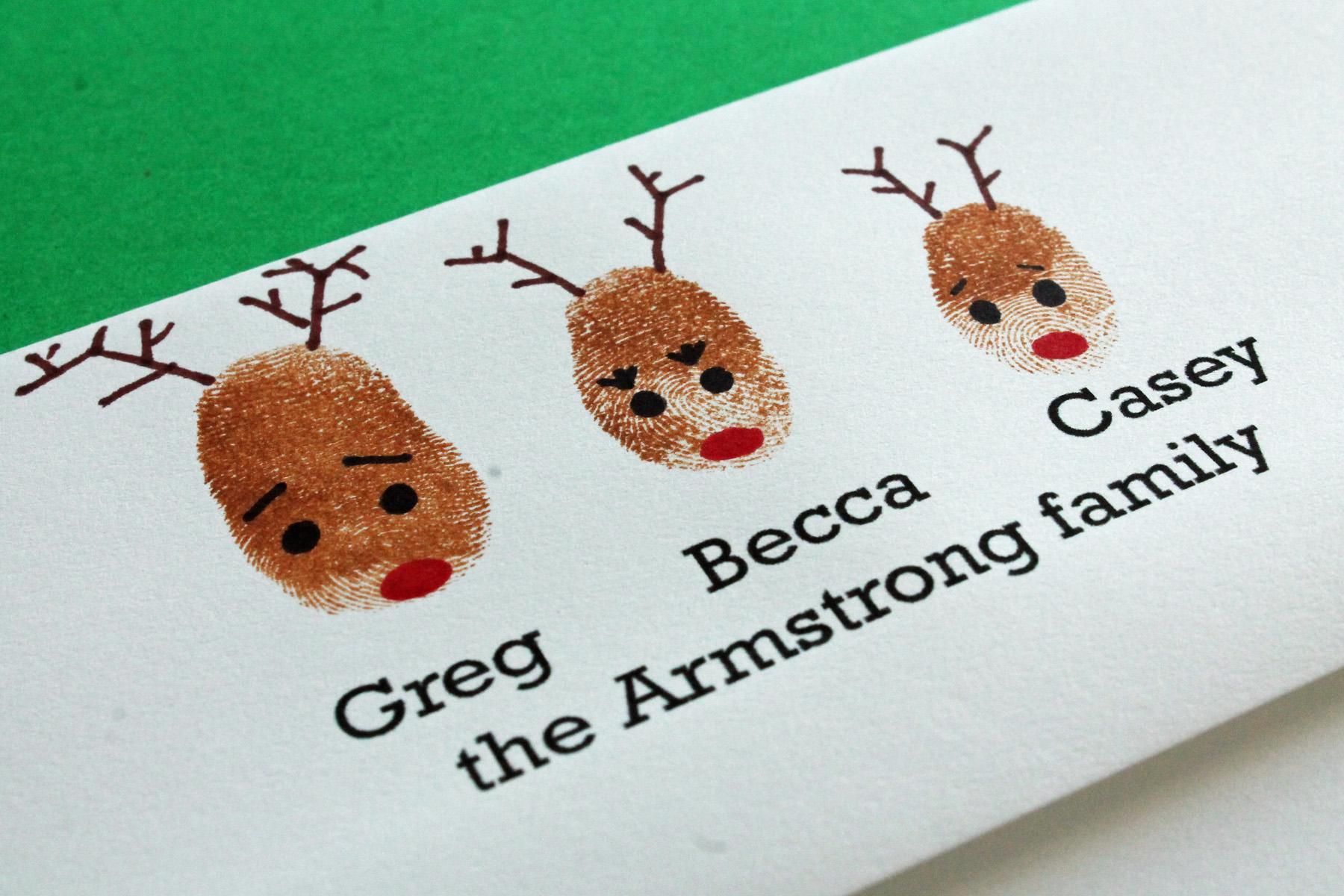 Creative Christmas Cards Creative Christmas Card Envelopes Who Arted