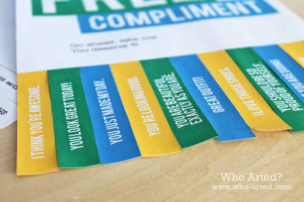 Free Compliments Flyer 04