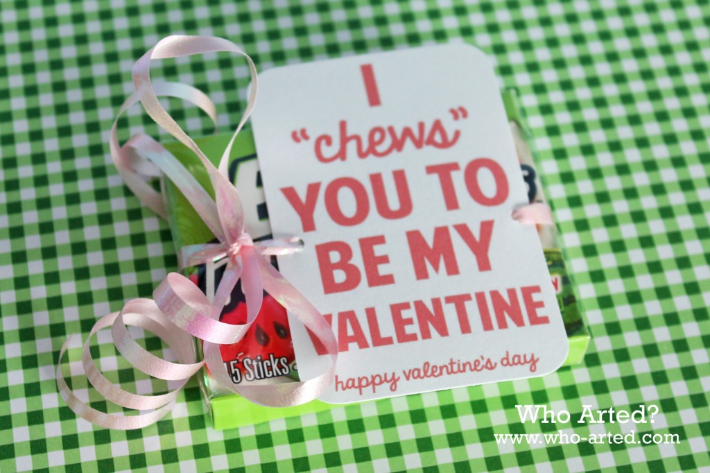 Valentine's Day Tags 10