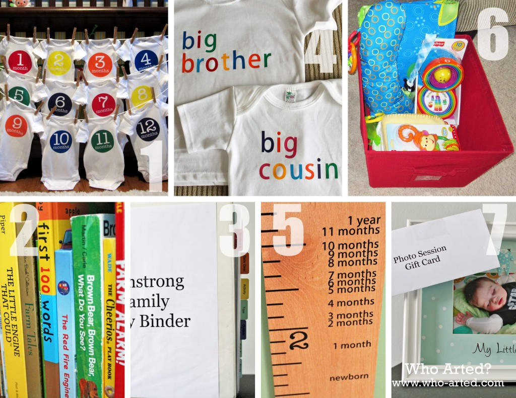Creative Baby Shower Gift Ideas 21
