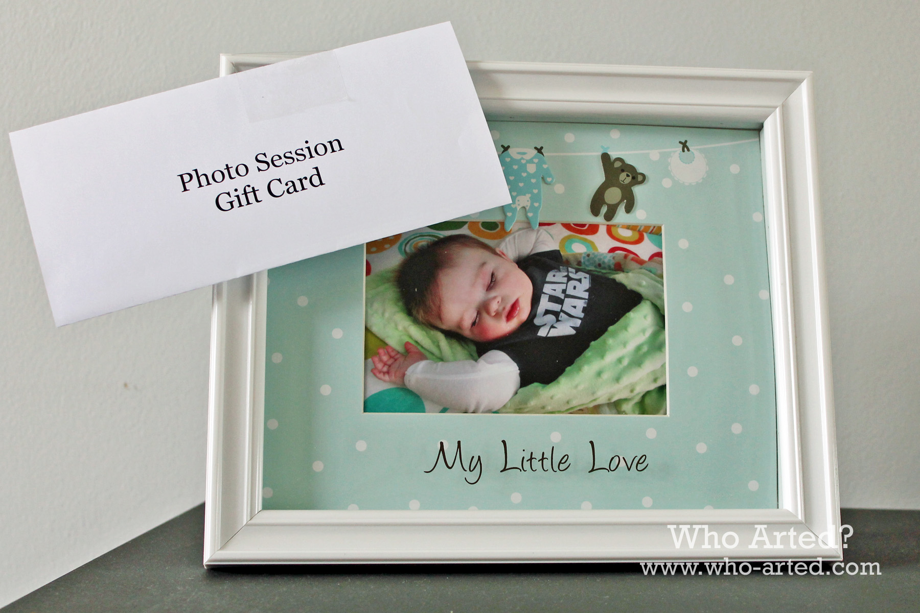 Creative Baby Shower Gift Ideas - Who Arted?