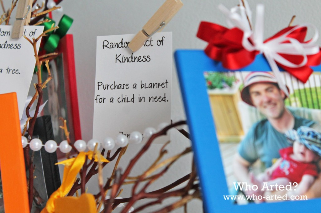Random Acts of Kindness Tree 11