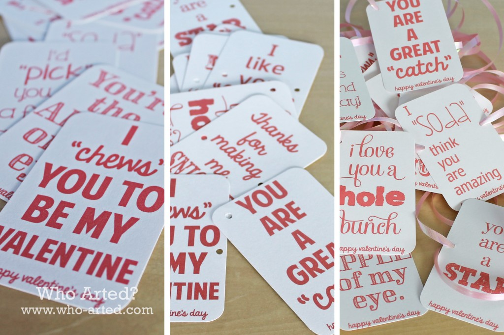 Valentine's Day Tags 04