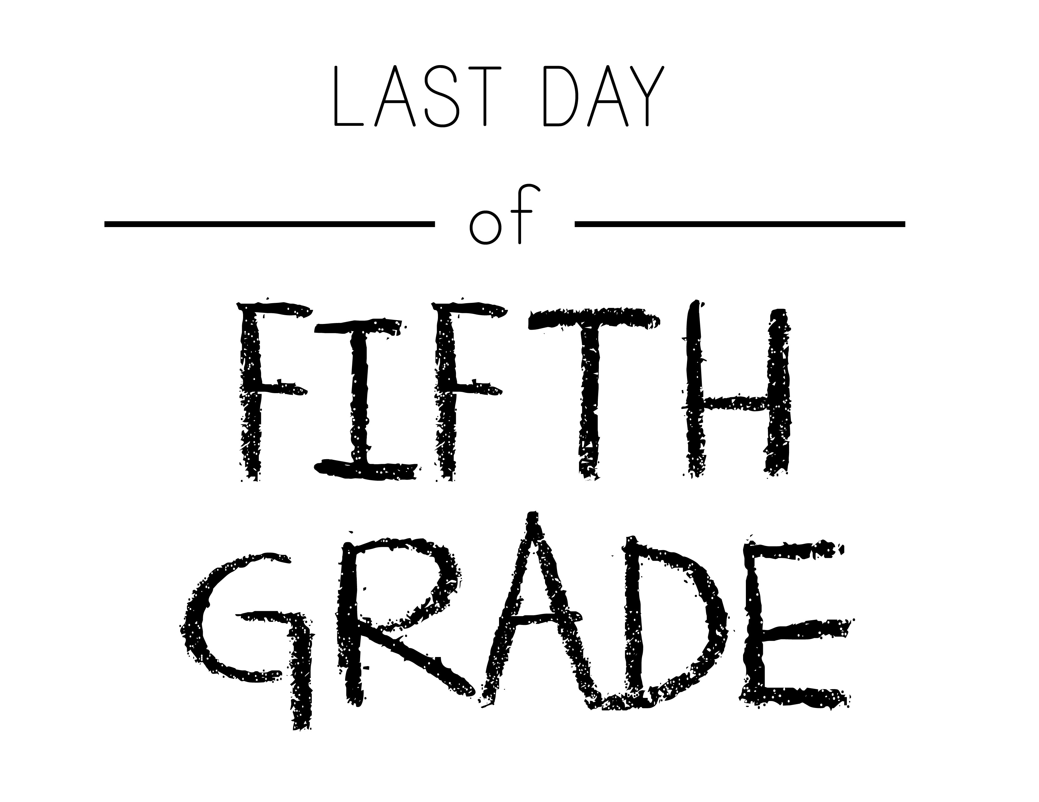 Printable First Day of School Signs (and Bonus Photo Ideas ...