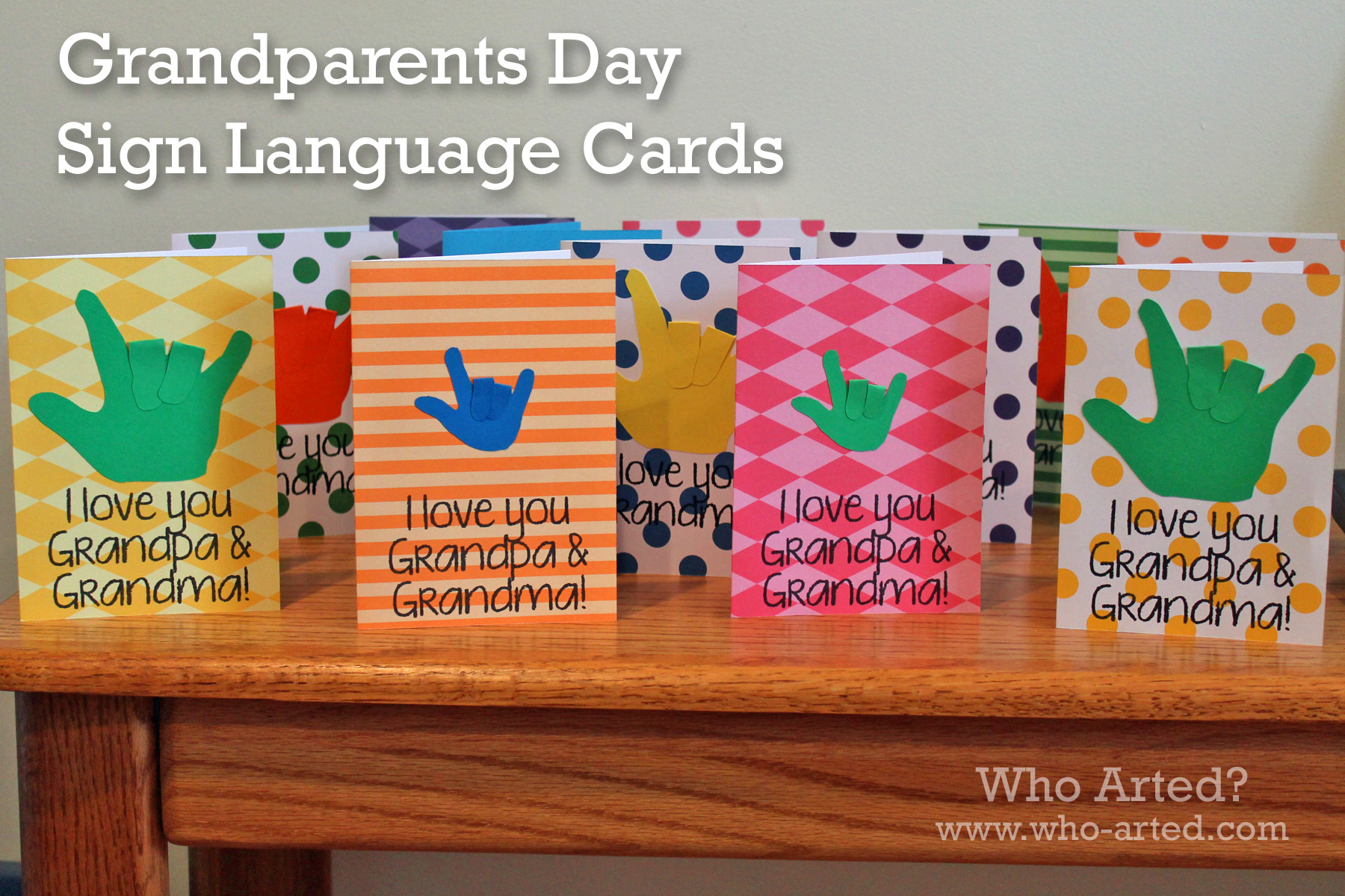 grandparent s day cards who arted