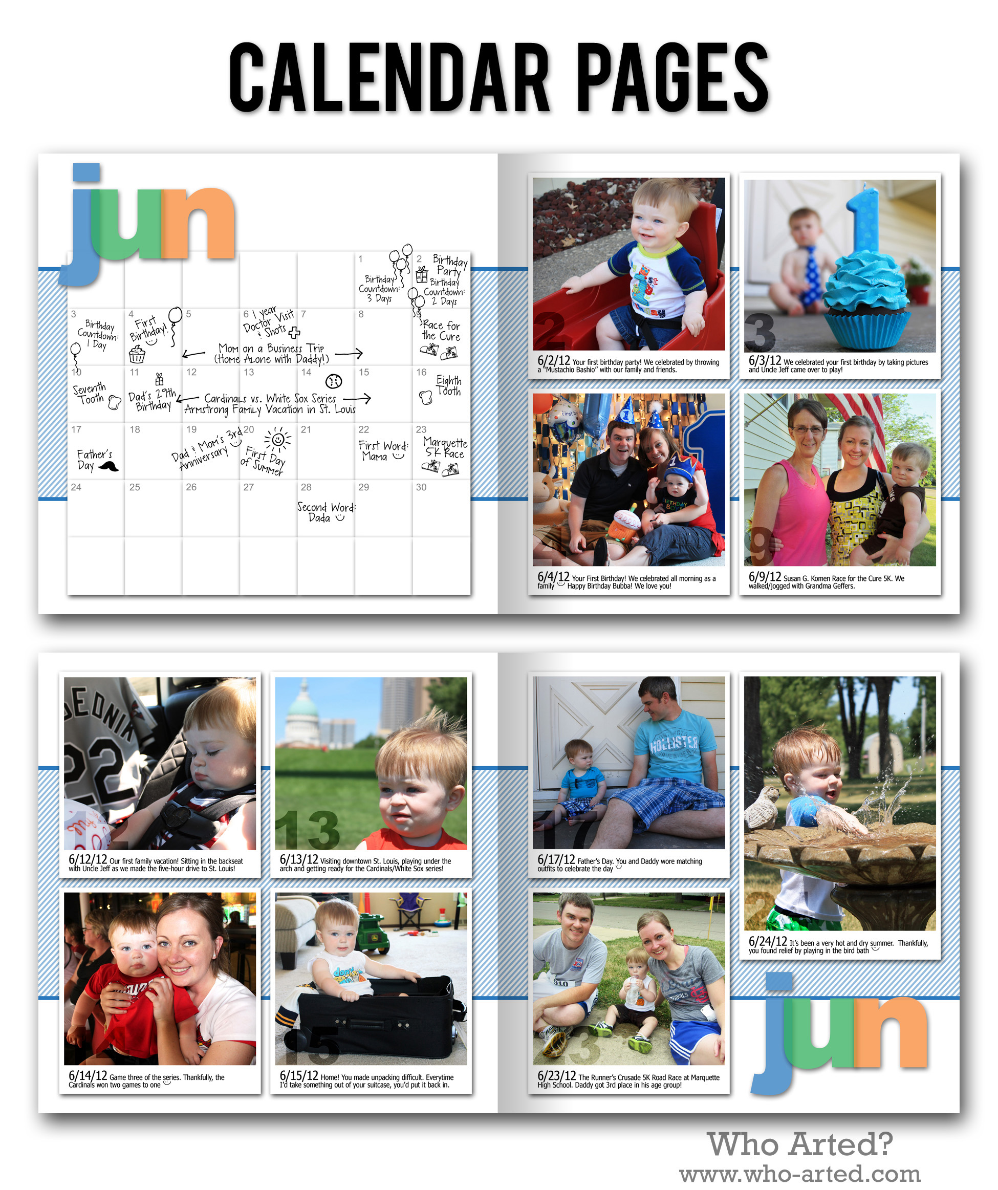 Shutterfly Calendar Ideas : Images about photobook themes and concepts on