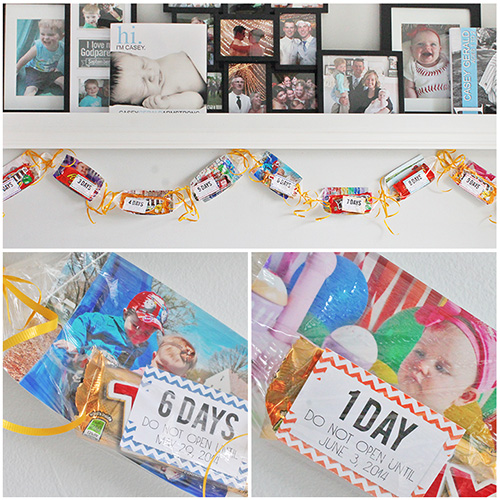 Birthday Garland Countdown Who Arted Thumbnail