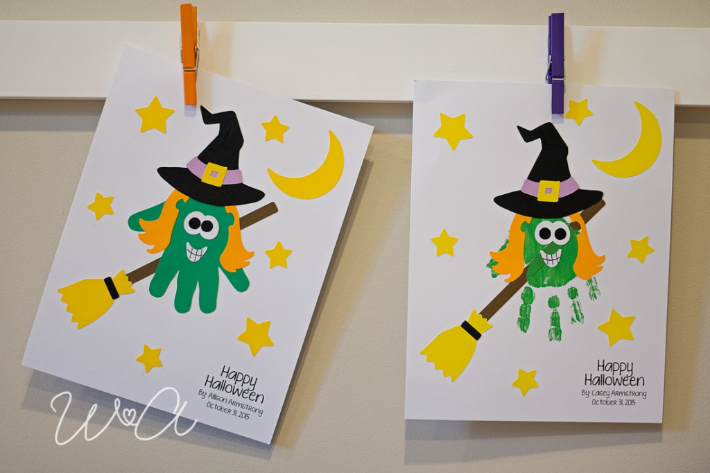 Witch Handprint Craftivity 05