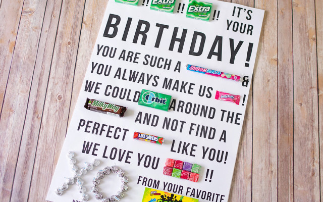Candy Gram Birthday Card 2 00 - Feature Image (No Watermark)