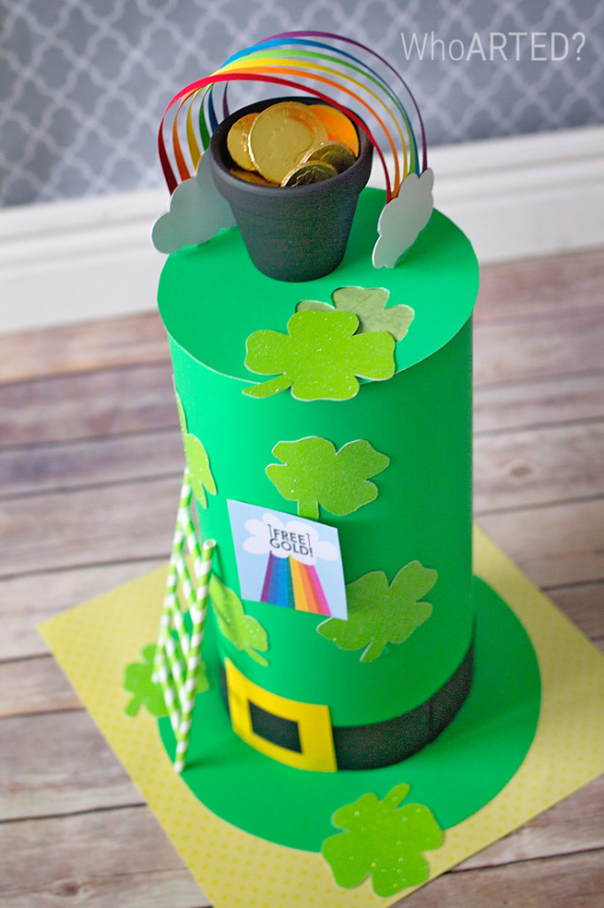 How to build a Leprechaun Trap - Who Arted?