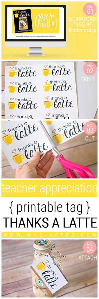 Teacher Appreciation Thanks a Latte - Pinterest 02