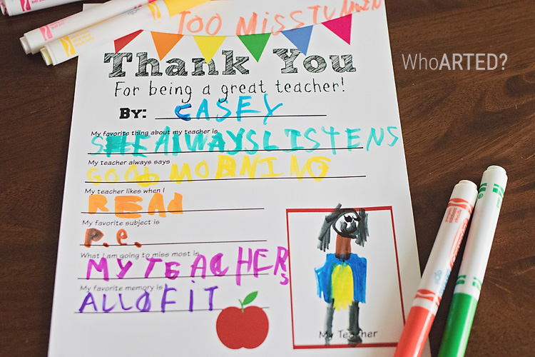Teacher appreciation thank you letter printable who arted teacher appreciation thank you card free printable thecheapjerseys Image collections