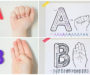 Letter of the Week Series: Letters A+B