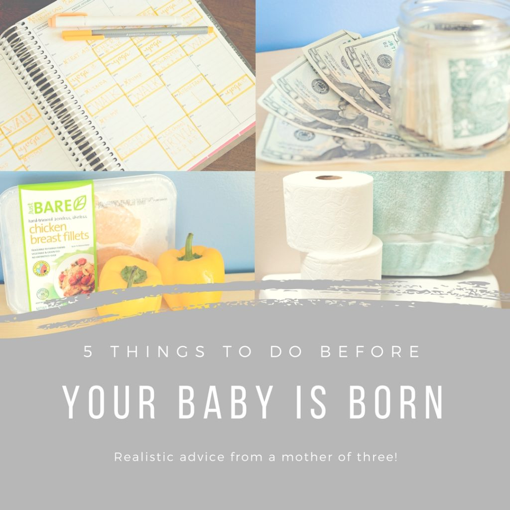 Things to do Before Baby is Born
